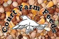 Court Farm Feeds logo