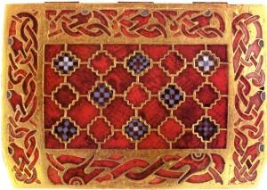Saxon Staffs hoard