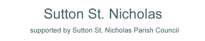 Sutton St. Nicholas
